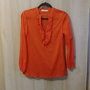 Tory Burch Tunic Coral Size 0